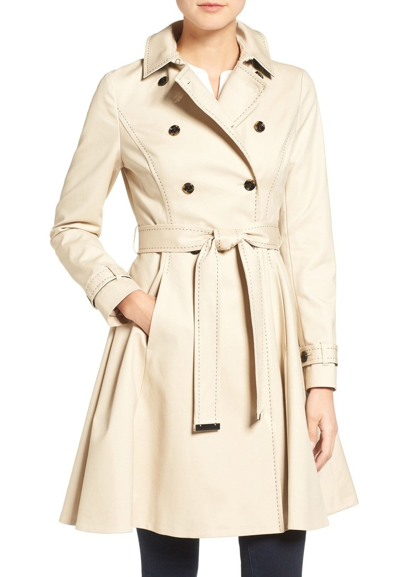 c6713b95013d9c Ted Baker Ted Baker London Pick Stitch Trench Coat