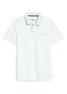 Ted Baker London Piqué Pocket Polo