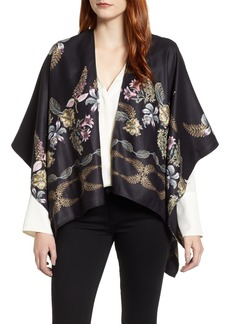 Ted Baker London Pirrouette Cape Scarf