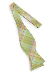 Ted Baker London Plaid Silk Tie