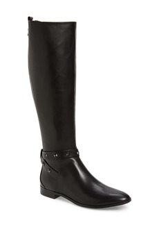 Ted Baker London Plannia Bow Hardware Knee High Riding Boot (Women)