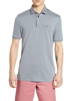 Ted Baker London Plaza Slim Fit Polo