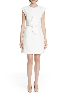 Ted Baker London Polly Structured Bow Dress