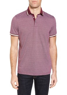 Ted Baker London Poodal Stripe Jersey Polo