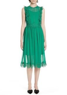Ted Baker London Porrla Midi Dress