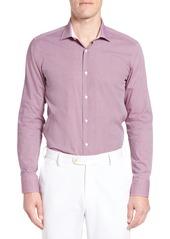 Ted Baker London Porsh Slim Fit Check Dress Shirt