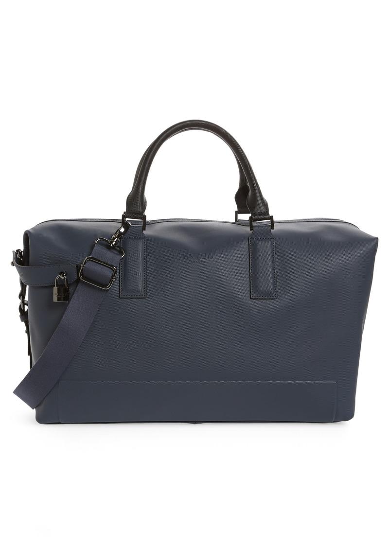 Ted Baker London Potts Leather Duffel Bag