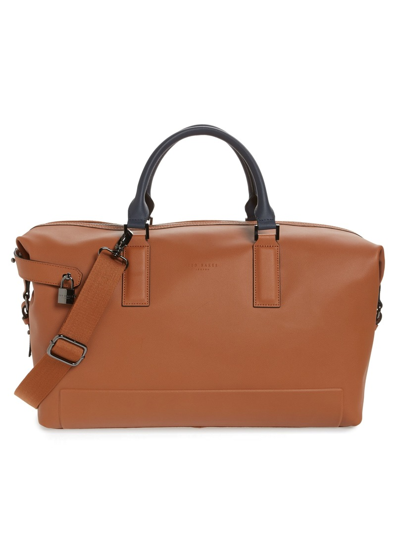 Ted Baker London Potts Leather Duffel Bag