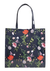 Ted Baker London Primcon Hedgerow Print Large Icon Tote