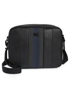 Ted Baker London Prisun Faux Leather Crossbody Bag