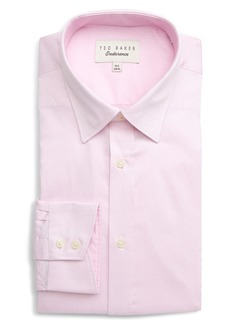 Ted Baker London Puferfi Slim Fit Solid Dress Shirt