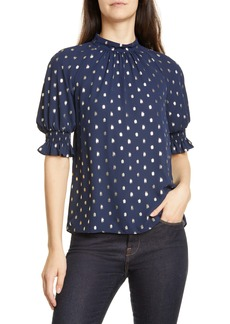 Ted Baker London Puff Sleeve Top