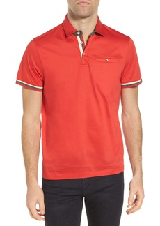 Ted Baker London Puggle Trim Fit Polo