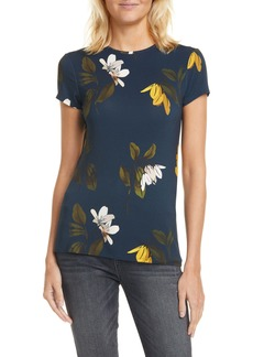 Ted Baker London Pyperr Savanna Fitted Tee