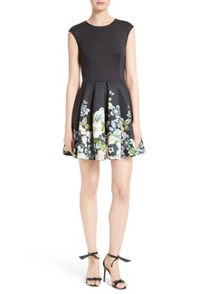 Ted Baker London Queset Skater Dress