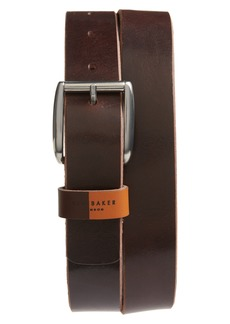 Ted Baker London Quica Leather Belt
