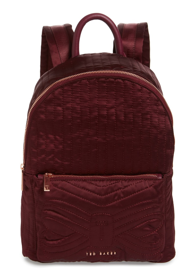 a681ec08fbf78 Ted Baker Ted Baker London Quilted Bow Backpack