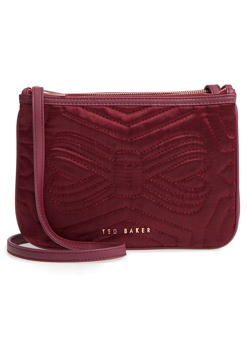 adc0ccd74 Ted Baker Ted Baker London Quilted Bow Crossbody Bag