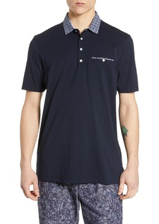 Ted Baker London Quito Slim Fit Polo