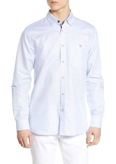 Ted Baker London Rabbit Slim Fit Sport Shirt