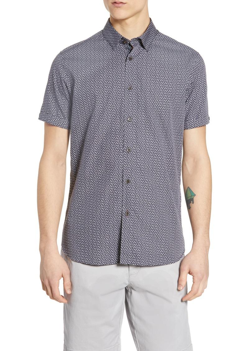 Ted Baker London Rakoon Slim Fit Sport Shirt