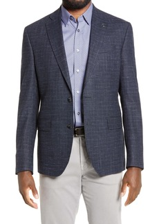 Ted Baker London Ralph Extra Trim Fit Check Sport Coat