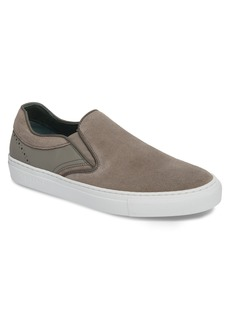 Ted Baker London Reaine Brogued Slip-On Sneaker (Men)