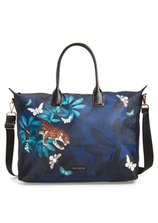 Ted Baker London Reetaa Houdini Large Nylon Tote