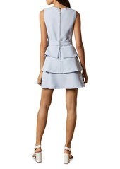 Ted Baker London Reinah Tiered Fit & Flare Dress