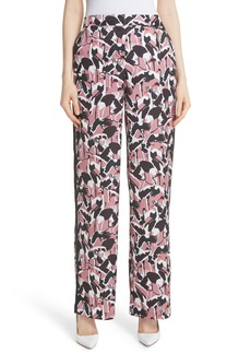 Ted Baker London Colour by Numbers Remeel Silk Pants