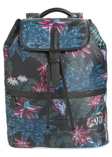 Ted Baker London Revving Print Backpack