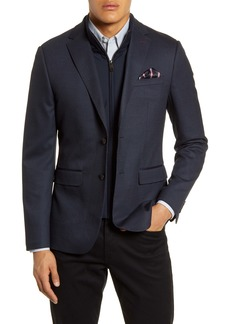 Ted Baker London Rhino Slim Fit Sport Coat with Insert