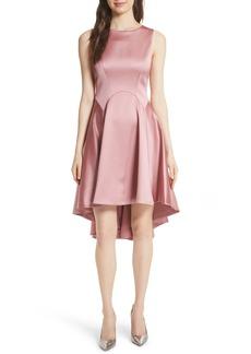 Ted Baker London Rhubi High/Low Dress