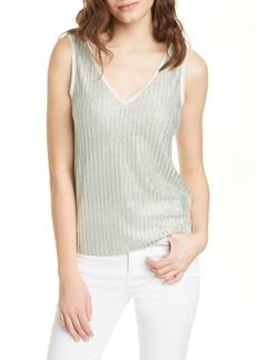 Ted Baker London Robinee Metallic Tank