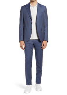 Ted Baker London Roger Extra Slim Fit Wool Suit