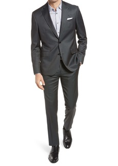 Ted Baker London Roger Extra Trim Fit Wool Suit