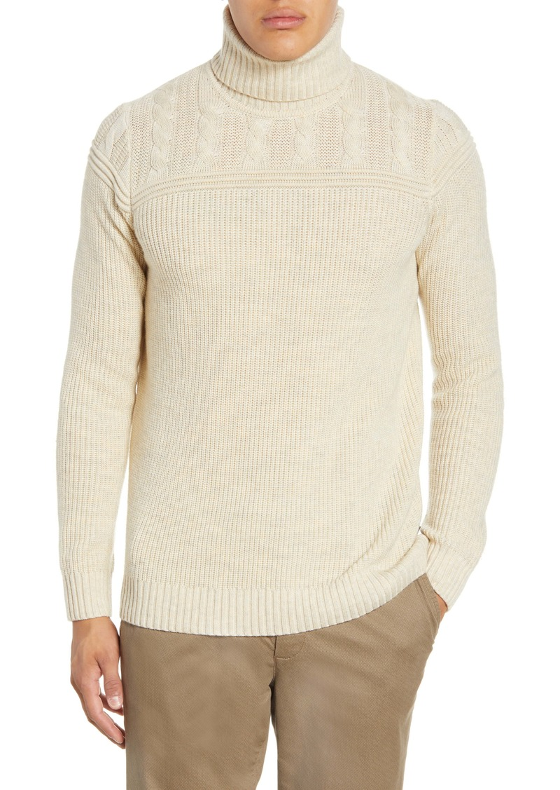 Ted Baker London Rolly Turtleneck Sweater