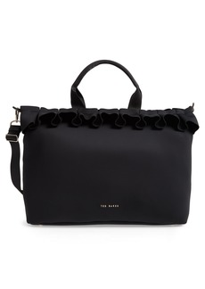 Ted Baker London Roseiee Ruffle Large Tote