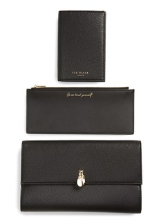 Ted Baker London Rosemd Padlock Travel Wallet