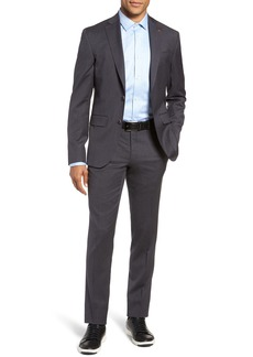 Ted Baker London Rove Extra Slim Fit Solid Wool Suit