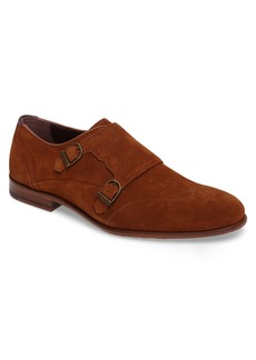 Ted Baker London Rovere Wingtip Monk Shoe (Men)