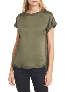 Ted Baker London Rozia Crewneck Short Sleeve Top