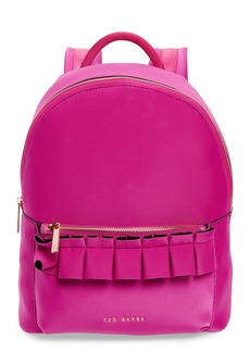 Ted Baker London Rresse Ruffle Backpack