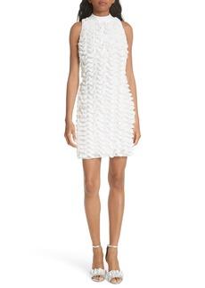 Ted Baker London Ruffled Tunic Dress