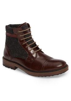 Ted Baker London Ruulen Cap Toe Boot (Men)