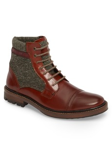 Ted Baker London Ruulen Cap Toe Boot (Men)
