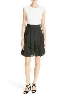 Ted Baker London Salieto Fit & Flare Dress