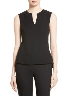 Ted Baker London Sasica Lace Back Shell