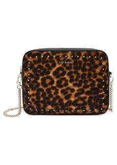 Ted Baker London Savanna Leather Crossbody Bag