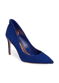 Ted Baker London Savio Pointy Toe Pump (Women)
